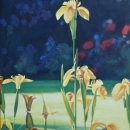 Yellow Irises I